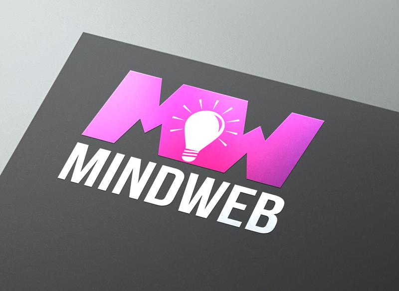 mindweb logo kép